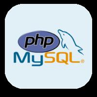 PHP MySQL icon