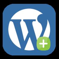 Wordpress napredni icon